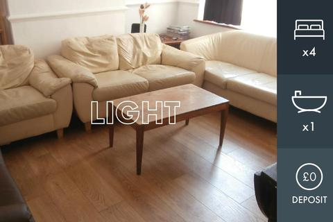 4 bedroom end of terrace house to rent - Filbert Street East, Leicester