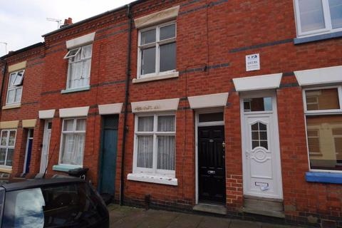 2 bedroom terraced house to rent - Tewksbury Street, Leicester LE3 5HP