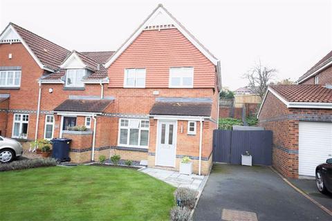 3 bedroom townhouse for sale - Wearhead Drive, Eden Vale, Sunderland, SR4