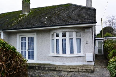 2 bedroom terraced bungalow to rent - Woodland Road, St. Austell