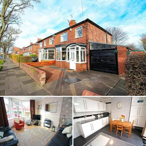3 bedroom house for sale - Seatonville Road, Whitley Bay