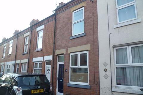 2 bedroom terraced house to rent - Clifton Road, Aylestone, Leicester