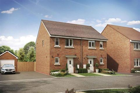 2 bedroom semi-detached house for sale - The Belford - Plot 341 at Scholar's Chase, Slade Baker Way BS16
