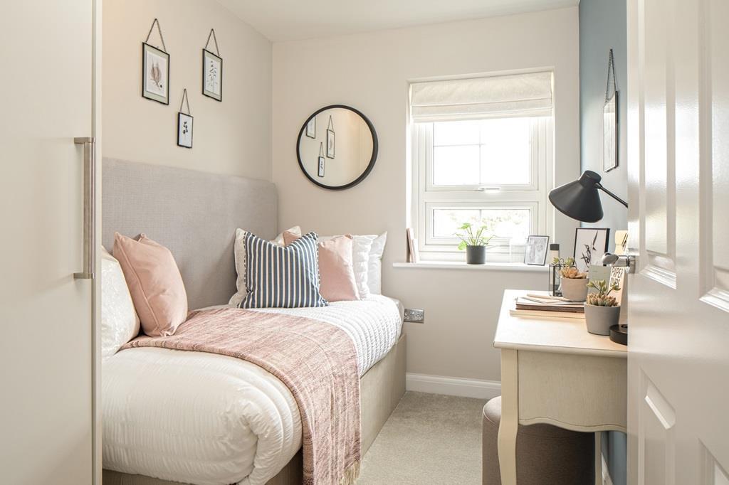 Maidstone internal single bedroom