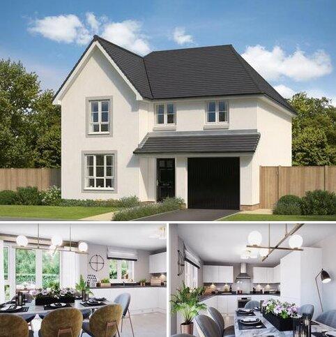 4 bedroom detached house for sale - Plot 318, Cullen at Ness Castle, 1 Mey Avenue, Inverness, INVERNESS IV2