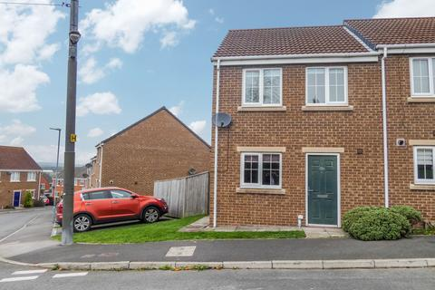 2 bedroom terraced house for sale - The Crescent, West Rainton, Houghton Le Spring, Durham, DH4 6SB