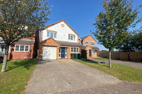 4 bedroom detached house for sale - Renolds Close, Whoberley, CV4 9GB
