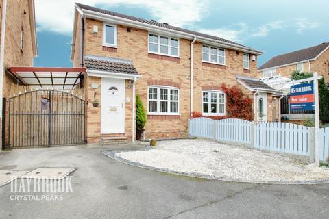 3 bedroom semi-detached house for sale - Gaunt Close, Sheffield