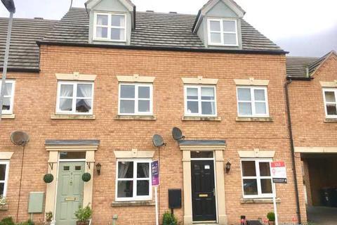 3 bedroom townhouse for sale - Bennett Drive, Kirkby in Ashfield
