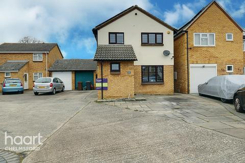 3 bedroom detached house for sale - Rembrandt Grove, Chelmsford