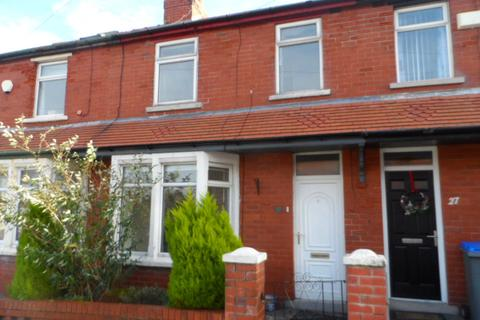 3 bedroom terraced house to rent - Canterbury Avenue, Blackpool, FY3 9PT