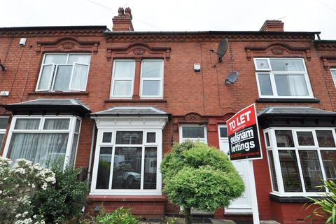 2 bedroom terraced house to rent - Selsey Road, Edgbaston, Birmingham, West Midlands, B17