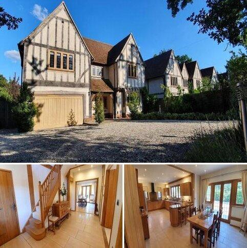 5 bedroom detached house to rent - Virginia Water,  Surrey,  GU25