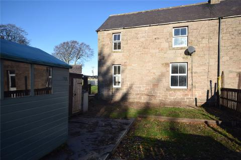 3 bedroom end of terrace house to rent - 3 Lilburn Hill Cottages, Wooler, NE71