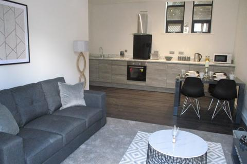 3 bedroom apartment to rent - The School Apartments 2 Captain Street,  Bradford, BD1