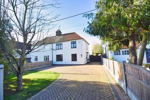 3 bedroom semi-detached house for sale - Clarks Field Cottages, Hackmans Lane, Cock Clarks, Chelmsford, Essex, CM3