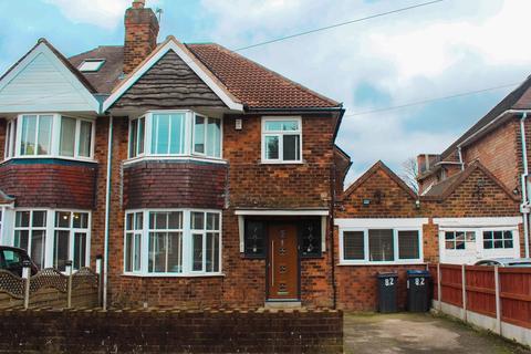 3 bedroom semi-detached house for sale - Laurel Road, Handsworth, Birmingham, West Midlands B21 9PG