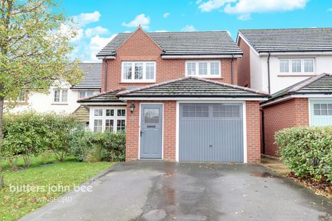 3 bedroom detached house for sale - Heritage Rise, Winsford
