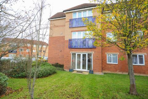 2 bedroom ground floor flat - Oliver House, Wain Avenue, Chesterfield
