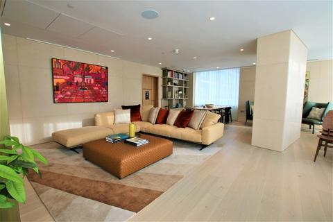 2 bedroom apartment - Canary Wharf