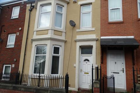 4 bedroom terraced house to rent - Atkinson Terrace