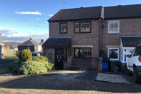 3 bedroom end of terrace house to rent - Blakelaw Court, Alnwick, Northumberland