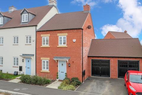 3 bedroom semi-detached house for sale - Poppyfield Road, Wootton