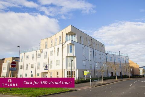 2 bedroom penthouse for sale - Chieftain Way, Cambridge, CB4