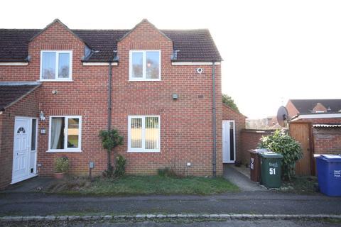 2 bedroom end of terrace house to rent - KIDLINGTON