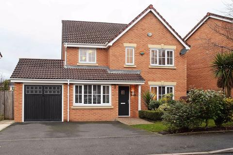 4 bedroom detached house for sale - Carrfield, Hyde