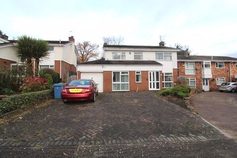 4 bedroom detached house for sale - Glenville Close, Woolton