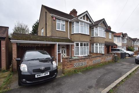 3 bedroom semi-detached house for sale - Norfolk Road, Luton