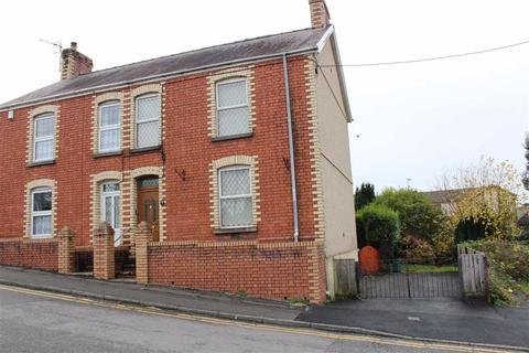 3 bedroom semi-detached house for sale - Hill Street, Gowerton