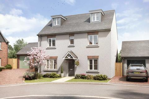 5 bedroom detached house - Plot 38, The Lutyens at Sandrock, Gypsy Hill Lane EX1