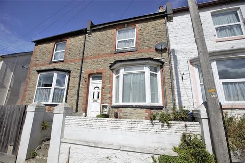 3 bedroom terraced house for sale - Kenwyn Road, Torquay, TQ1 1LX