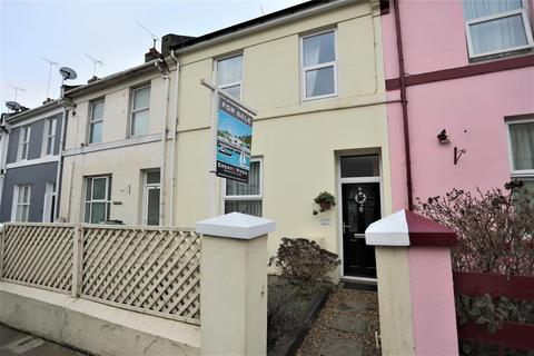 3 bedroom terraced house for sale - Babbacombe Road, Torquay TQ1 3SX