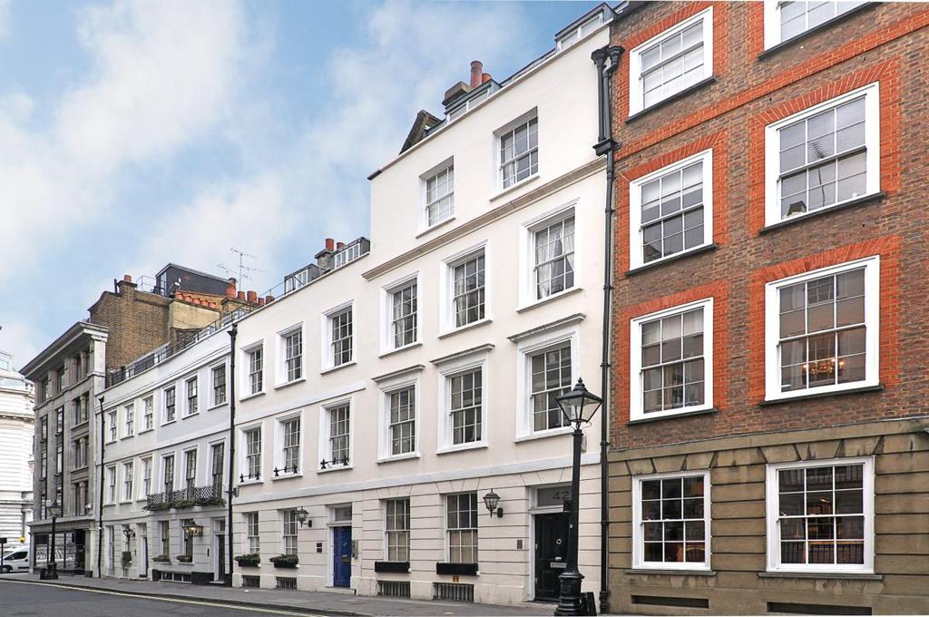 5 Bedrooms Terraced House for sale in St James's Place, London, SW1A
