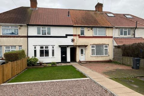 3 bedroom terraced house for sale - Broom Hall Grove, Acocks Green, Soilhull, B27 7JT