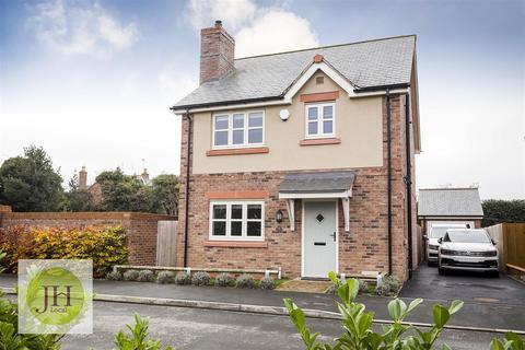 3 bedroom detached house for sale - Rosemary Gardens, Rossett, Wrexham