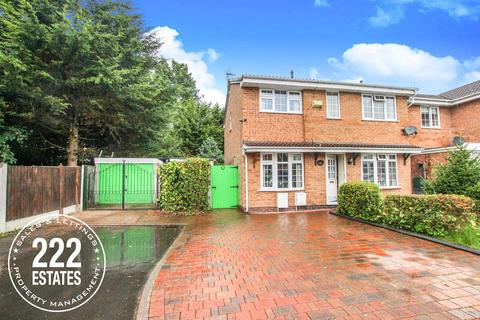 4 bedroom detached house for sale - St Bridgets Close, Fearnhead, Warrington, WA2