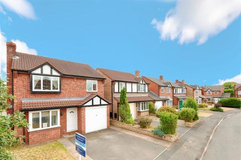 3 bedroom detached house to rent - 5 Plover Gate, Telford TF1 3QD