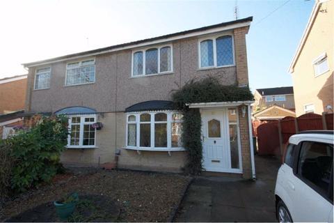 3 bedroom semi-detached house for sale - Cambourne Avenue, Laffak, St Helens, WA11