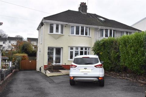 3 bedroom semi-detached house for sale - Tycoch Road, Sketty, Swansea