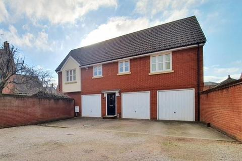 2 bedroom apartment to rent - Exmoor Close, Tiverton