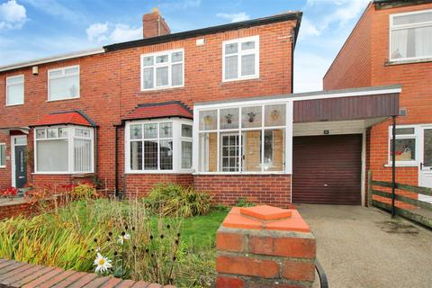 3 bedroom semi-detached house for sale - Foxton Avenue, Cullercoats, North Shields