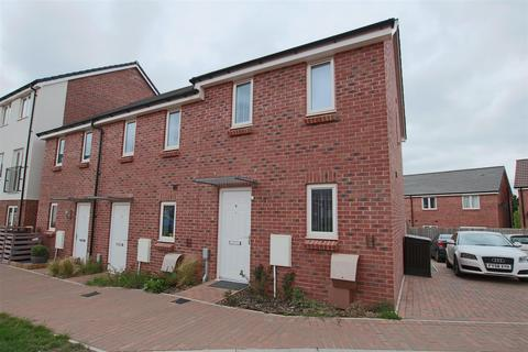2 bedroom end of terrace house for sale - Stockham Lane, Cranbrook, Exeter