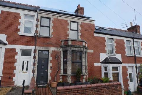 4 bedroom terraced house for sale - Hilda Street, Barry, Vale Of Glamorgan