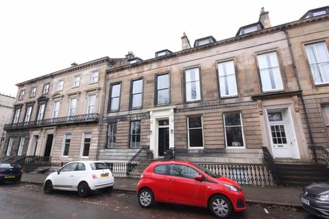 Studio to rent - Flat 4, 3 Kew Terrace, Glasgow