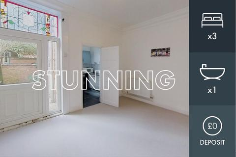 3 bedroom house to rent - Rawson Street, Leicester