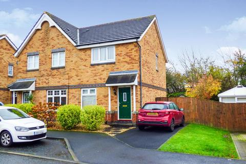 2 bedroom semi-detached house for sale - Greenhills, Killingworth, Newcastle upon Tyne, Tyne and Wear, NE12 5BD
